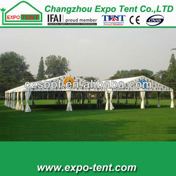 15*20m clear span exhibition tents