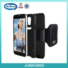 rubberized phone case sporting armband case for samsung galaxy S5