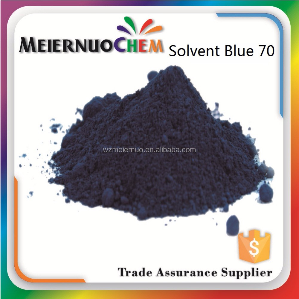 wood stain color solvent blue 70 for wood dyes