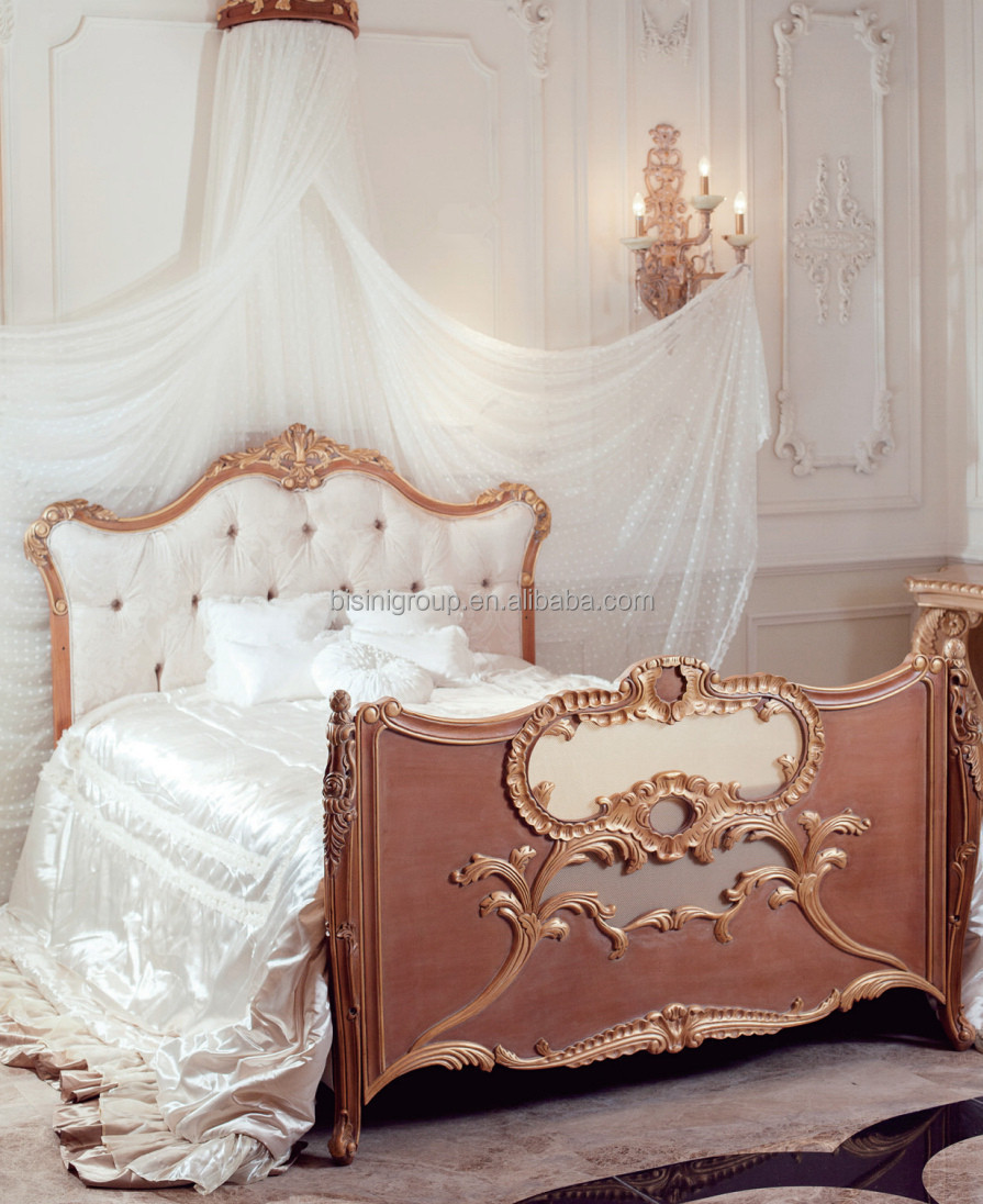 Luxury royal crown customized color new born wooden baby bed crib, Bisini new arrival elegant baby bed junior bed cot-BF07-70300