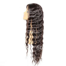 china products 30inch 100 brazilian virgin human hair full lace wigs for black women
