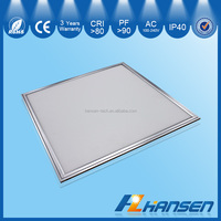 Led panel 600x600 big commercial led panel light
