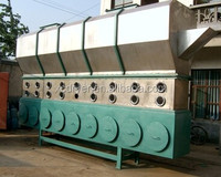 continuous fluid bed drying equipment