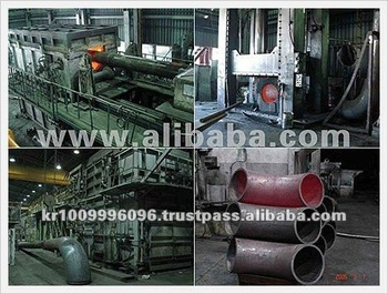 1000ton Elbow Hot Metal Forming Press