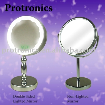 Lighted and Non-Lighted Mirror