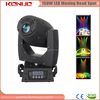 150w led moving head spot concert special effects