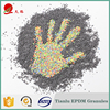 Low-Price Colorful EPDM Rubber Granules for Childen Playground