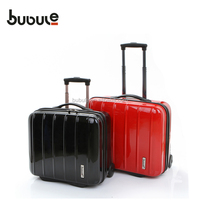 2016 top fashion hajj bag light weight travel luggage laptop plastic trolley luggage PCD001-16/18