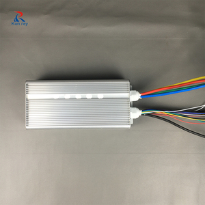 48V-96V 5000W 100A Electric Car/Motorcycle Brushless Bldc Motor Controller