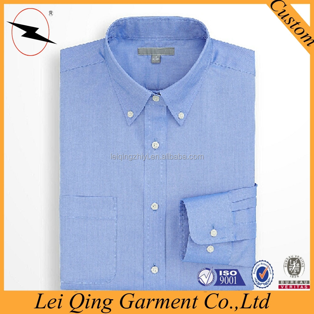 Top quality denim color plus branded formal shirts