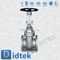 Didtek Reliable Quality mss sp-70 cast iron gate valve