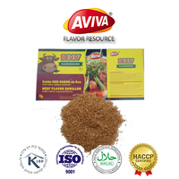 Beef flavor bouillon powder Mixed seasoning Soup Powder Halal [AVIVA POWDER]