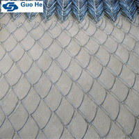 fine price hot-dipped galvanized chain link fence high quality