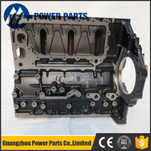Part No 8-98005443-7 ISUZU 4HK1 Engine cylinder block For ZX200-3 Spare parts