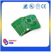 Single side pcb circuit board pcb fabrication in china New product