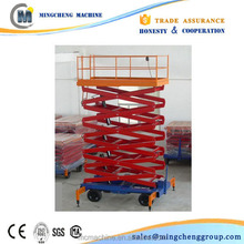 Top sale !!! Single mast one man Scissor Motorcycle Lift Table AX-2013A-1
