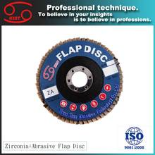 High Resistant Zirconia abrasive cutting disc