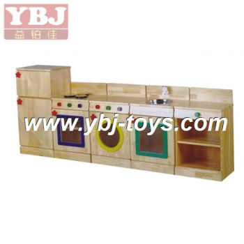 Best Selling Children Kitchen Furniture Kids Cabinet