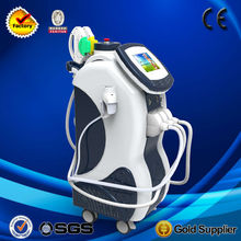 Factory outlets!! 5 in 1 e-light ipl rf+nd yag laser multifunction machine with CE ISO TUV SGS
