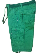 rubber waist mens baggy cargo shorts in 2014