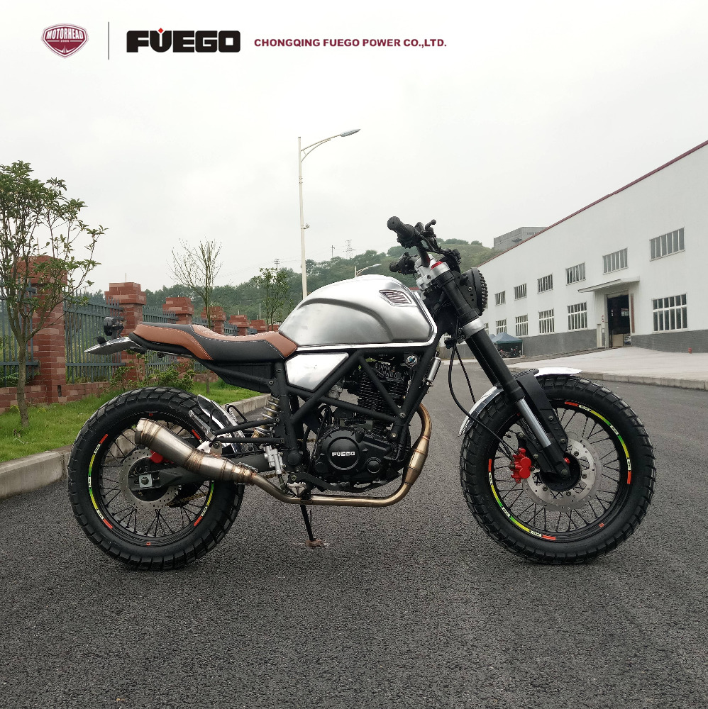 2017 Motorcycle Scrambler EEC Euro IIII 125cc 200cc 250cc Street Sports dirt bike.