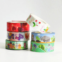 Wholesale In China DIY Masking Tape , custom printed washi tape