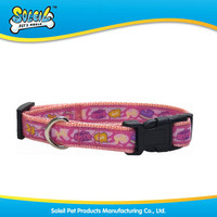 Latest Sex Exercise Embroidered Fancy Adjustable Collar For Pet