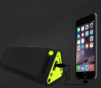 Best Vibration Mobile Power Supply Power Bank Bluetooth Speaker