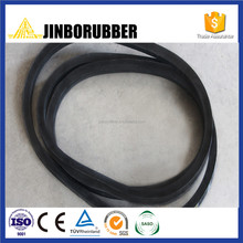 High quality rubber fan belt / cogged v belt with best cords