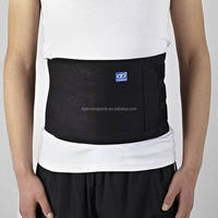 neoprene waist support belt for adult , curves trimming waist support