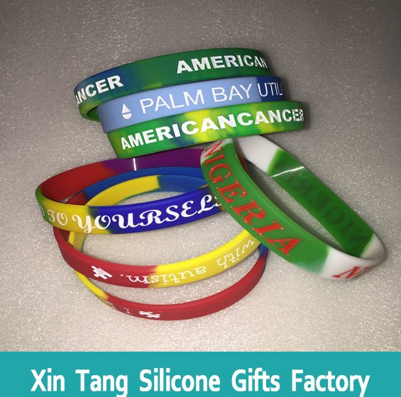 2014 Newest custom silicone hand band | Creative Promotional Rubber custom hand band | Eco-friendly custom silicone hand band