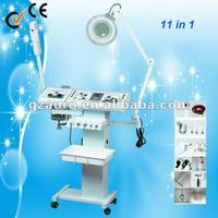 11 in 1 facial massage bio galvanic roller system equipment <8208A>