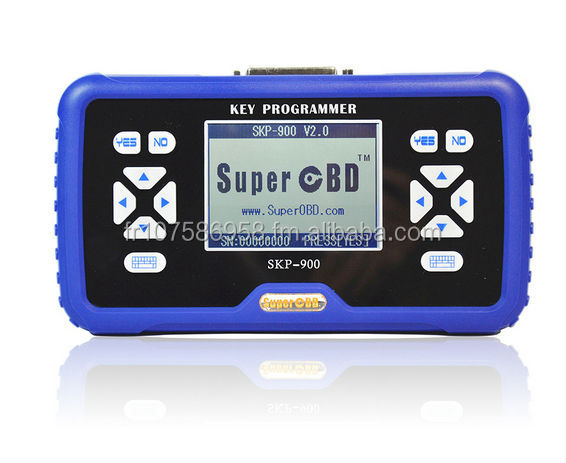 SuperOBD SKP-900 Key Programmer V2.5 without Tokens needed