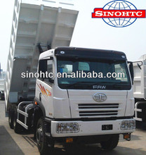 30ton FAW used tipper truck