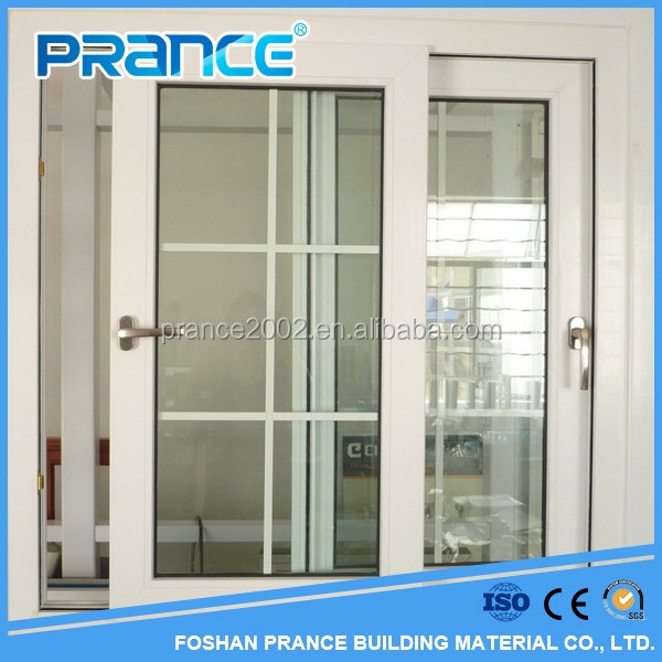 Hot selling custom design aluminium frame sliding glass window