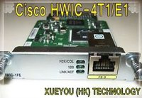 Cisco HWIC-4T1/E1 100% brand new original Cisco Clear Channel T1/E1 High Speed WAN Interface Card - expansion module - 4 ports
