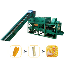 Large Capacity Electrical Auto Corn Thresher / Maize Sheller for Sale