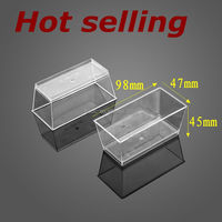 hot selling rectangular gel plastic jelly /mousse/pudding /dessert / ice cream cup