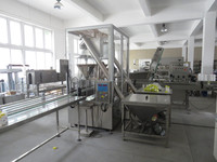 factory price automatic instant coffee powder filling machine