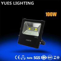 IP 65 strong bright 100W 6500K LED Flood Light with CE/BV/CQC