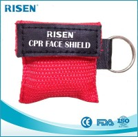 Disposable CPR mask CPR face shield
