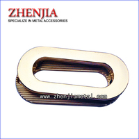 metal casted grommets for handbags