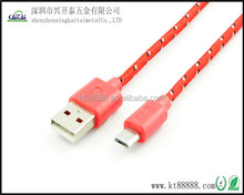 Micro-USB USB Type and Mobile Phone,Computer Use data cable