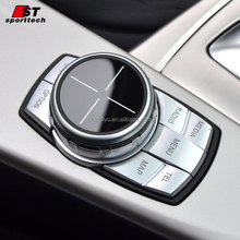 Idrive System Button Cover ForBMW1/2/3/5/7 Series X1/X3/X5 F20/F21/F22/F23/F45/F30/F31/F34/F07/F10/F48/F25/F26/F15 Accessories