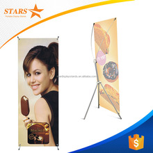Promotion 60160 80180 Vertical Banner Stands , X Stand