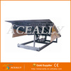 CE industry manual hydraulic air powered edge used dock levelers