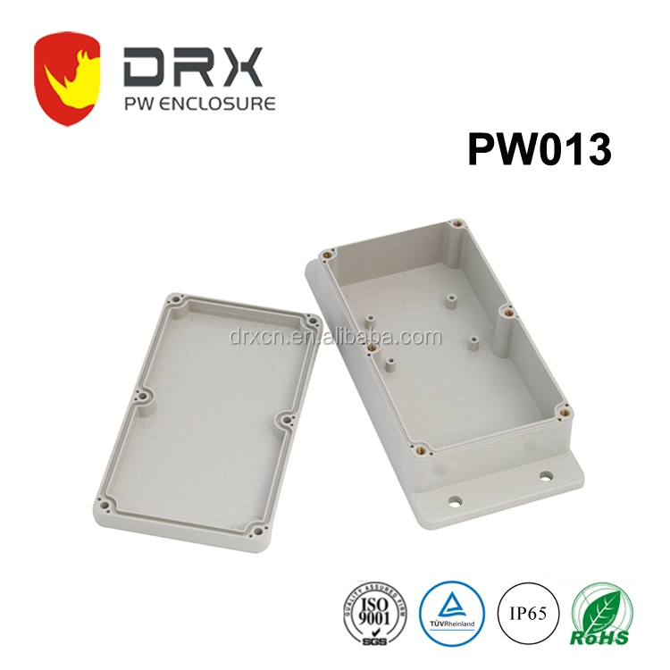 Wall mounting waterproof electric plastic box junction enclosure