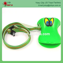 Plastic Duck Whistle With Necklace