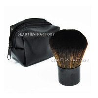 Beauties Factory Deluxe Artificial Fiber Kabuki Mineral Powder Brush