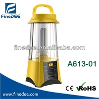 A613-01 China Rechargeable Fluorescent Lantern